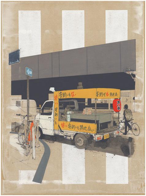 , 'Potato Truck Tokyo,' 2015, Joshua Liner Gallery