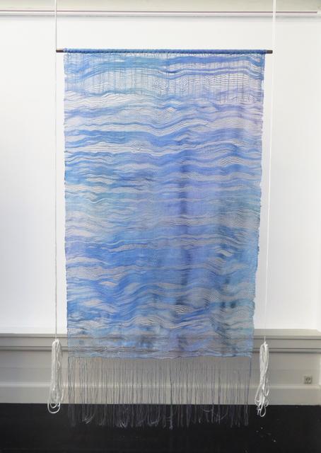 , 'Blue Drop,' 2018, Galleri Format Oslo
