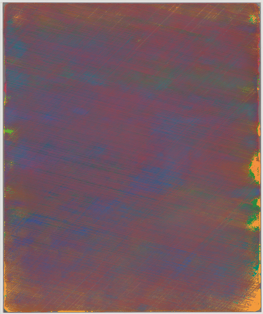 , 'Hundred Layers of Colors. 109,' 2016, Art Front Gallery