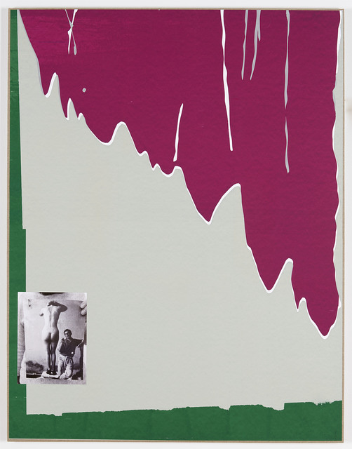 , 'Reverse Thrust (behind),' 2016, Galerie Mehdi Chouakri