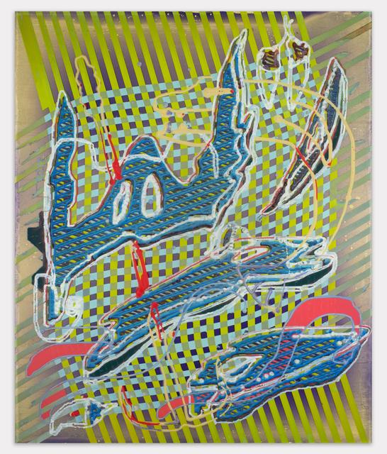 , '119r(pier logon),' 2018, Johannes Vogt Gallery