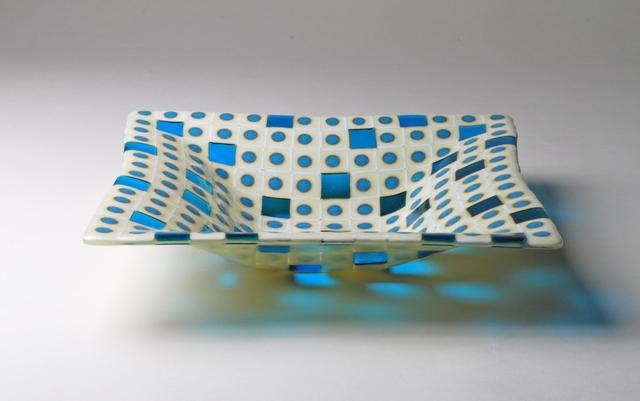Jim Scheller, 'Residuus 9', 2019, Design/Decorative Art, Kiln formed glass, Springfield Art Association