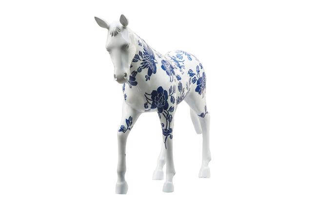 Liu Ren, 'US-Horses', 2012, Art+ Shanghai Gallery