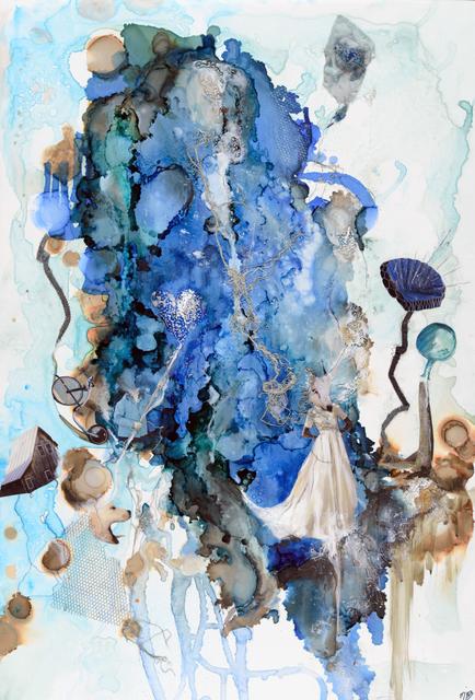, 'The Flight of Desire,' 2015, Artêria
