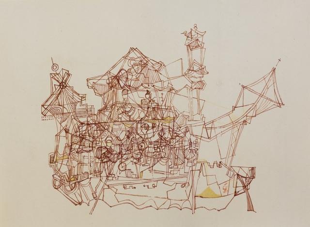 Yuan Wu Zheng  郑元无, 'Odyssey', 2018, White Space Art Asia