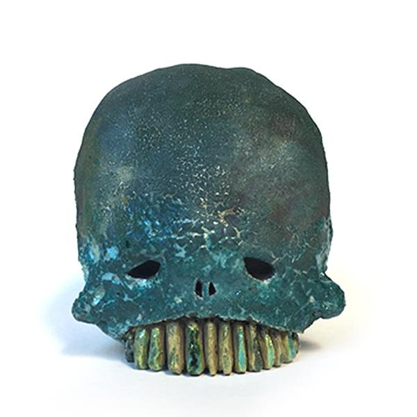 Joe Kowalczyk, 'Skull Rattle 021', 2016, Art Attack SF
