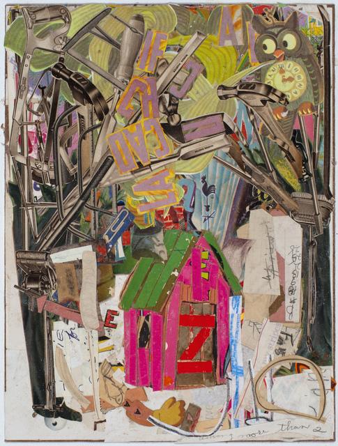 , 'Pink Hut,' 2016, TAI Modern