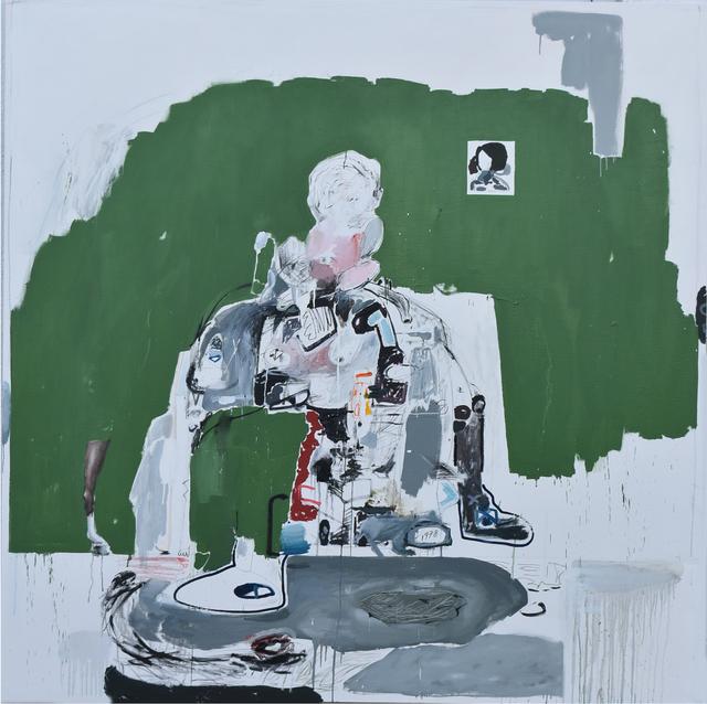 , 'Ecce homo,' 2018, GNYP Gallery