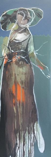 , 'Spring,' 2016, al markhiya gallery