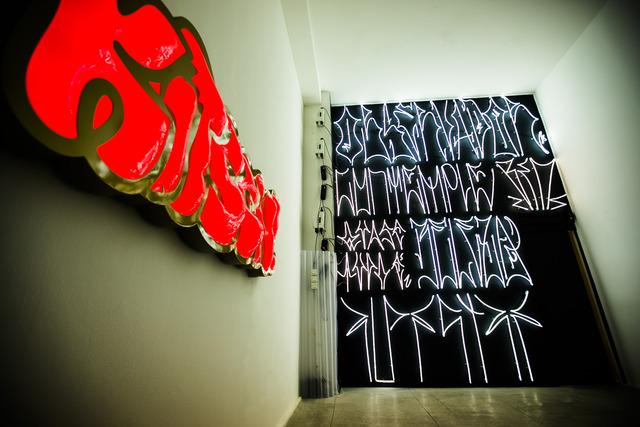, 'Lampoonist,' 2013, Galeria Inox