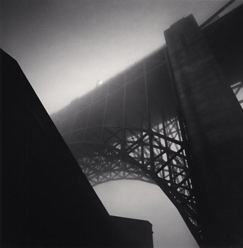 Michael Kenna, 'Golden Gate Bridge, Study 2, San Francisco, CA', 1988, Dolby Chadwick Gallery