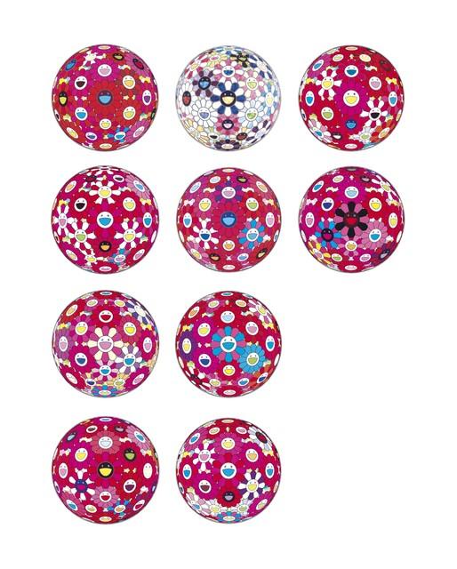 Takashi Murakami, 'Ten Prints by the Artist', 2013 and 2014, Christie's