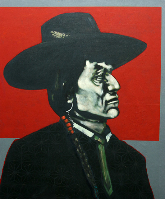, 'The Reverend - Cheyenne ,' 2015, Bonner David Galleries