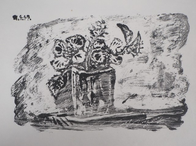 Pablo Picasso, 'Petit pot de fleurs', 1947, Plazzart