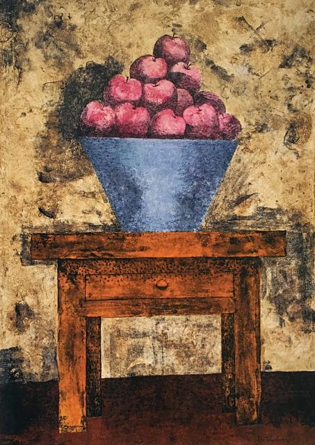 , 'Frutero con Manzanas (Fruit Bowl with Apples),' 1981, Latin American Masters