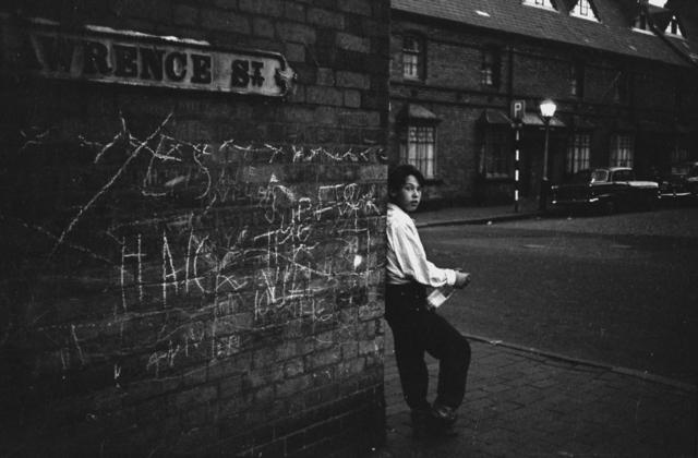 , 'Birmingham,' 1962, Osborne Samuel