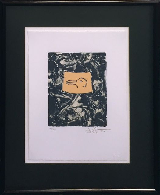 Jasper Johns, 'UNTITLED', 1990, Gallery Art