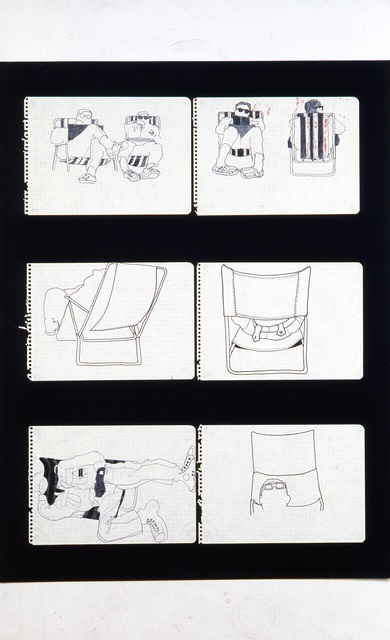 Antoni Miralda, 'Cuaderno Castillejos #9', 1965, Henrique Faria Fine Art