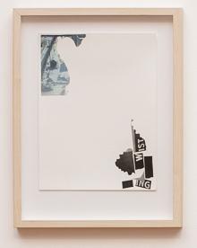 , 'Distortion 1,' 2019, k contemporary