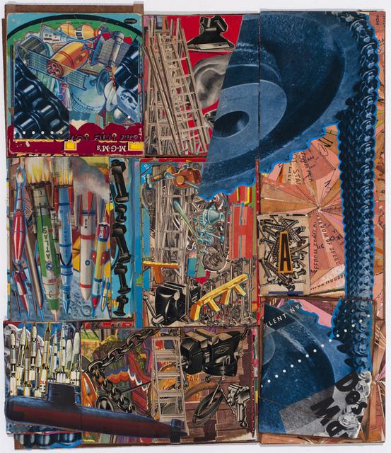 , 'Ladder and Ear,' 2016, TAI Modern