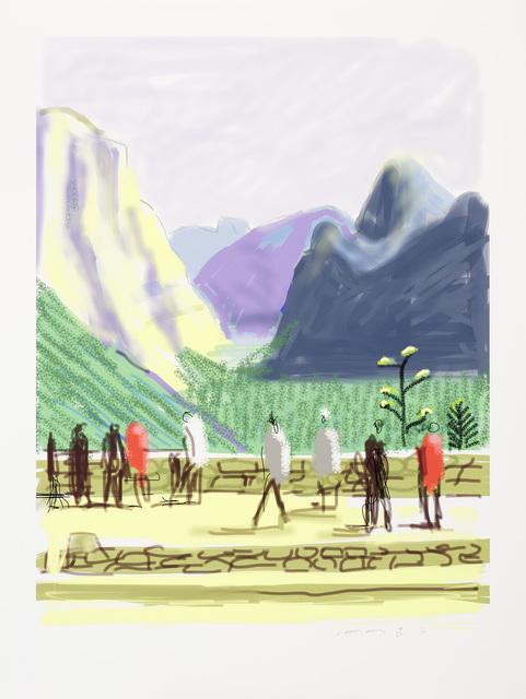 , 'The Yosemite Suite No.15,' 2010, Galerie Lelong & Co.