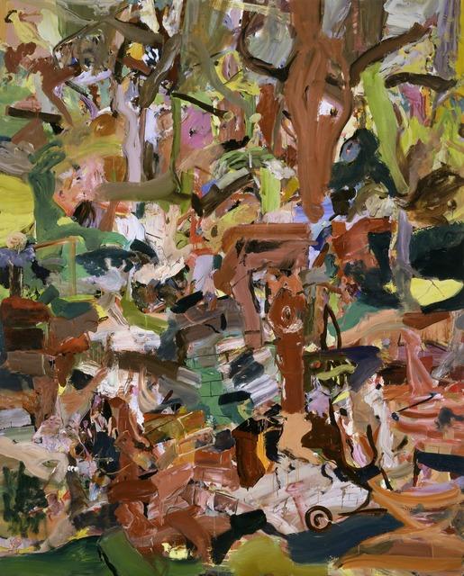 Cecily Brown, 'Fuckered', 2006, Gagosian