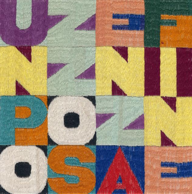 , 'Un pozzo senza fine,' 1991, Galerie Andrea Caratsch