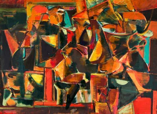 , 'Composition,' 2010, Ararat Gallery