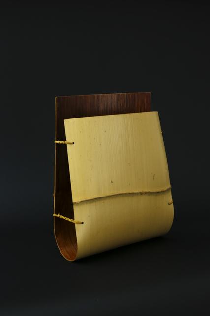 , 'Wide Noshitake bamboo flower vase,' 2017, Ippodo Gallery