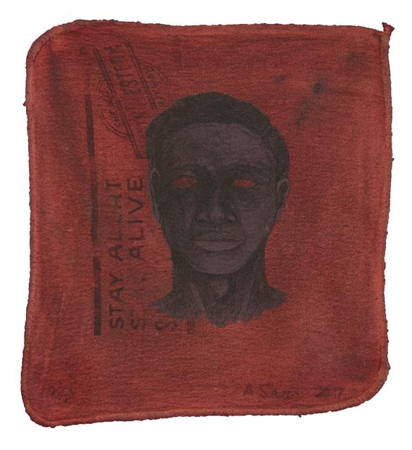 , 'Coal Black Blues,' 2017, Long-Sharp Gallery