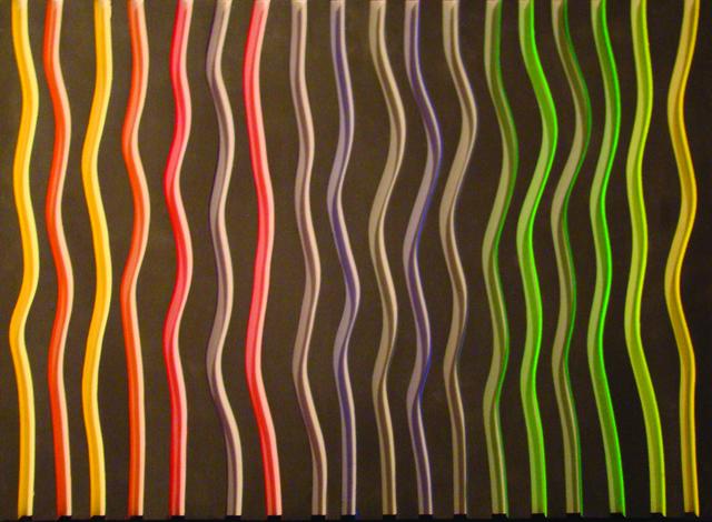 , 'Mutli-Espacial,' 2011, Galeria Laura Haber