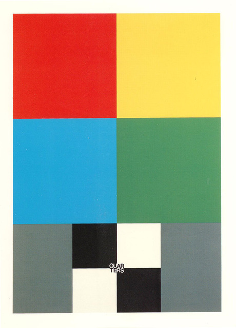 Peter Blake, 'Q is for Quarters', 1991, Print, Screenprint, Lougher Contemporary Gallery Auction