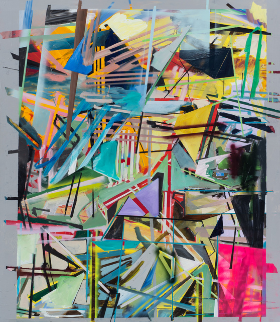 , 'Untitled,' 2015, Litvak Contemporary