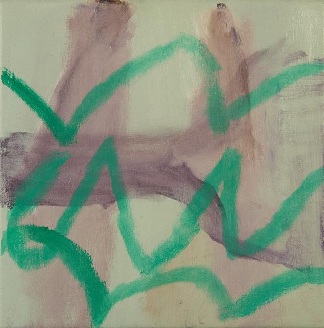 , 'Brush,' 2017, Bartley + Company Art