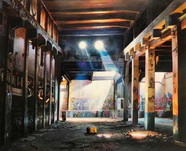 , 'Golden Shadows,' , RJD Gallery