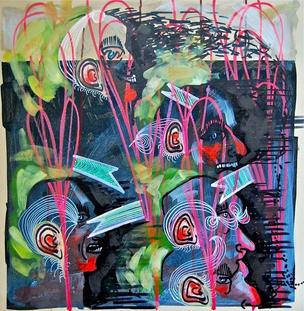 , 'Listening Night,' 2010, Benjaman Gallery Group