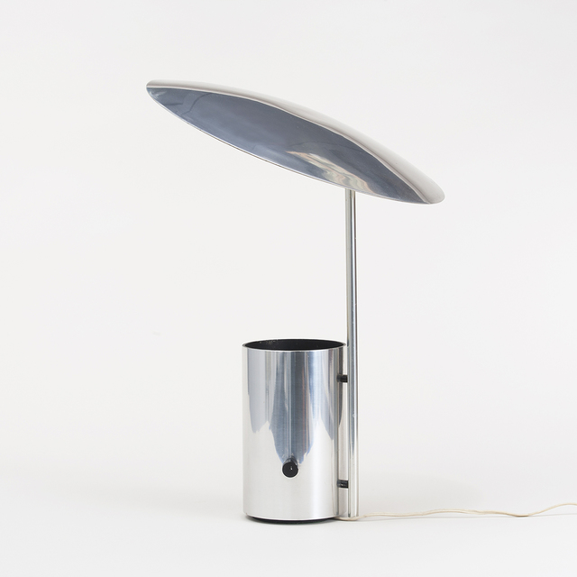 ", '""Half Nelson"" Desk Lamp,' 1977, Patrick Parrish Gallery"