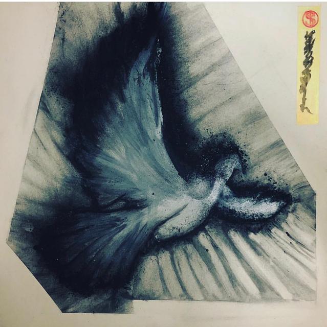 , 'Pigeon,' 2018, Vellum Projects