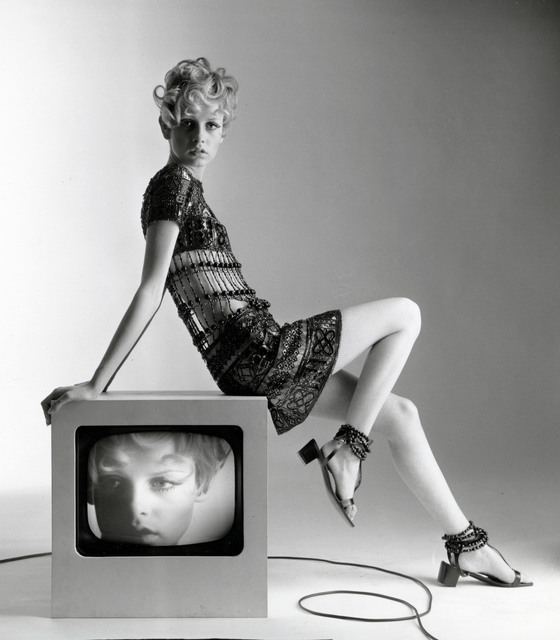 , 'Twiggy, VOGUE,' 1967, Staley-Wise Gallery