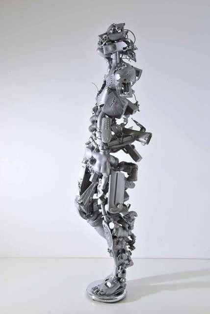, 'Figura leggera,' 2017, SimonBart Gallery