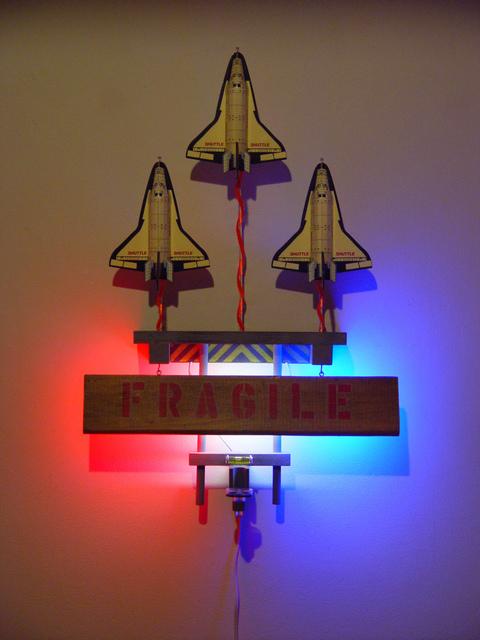 , 'Wild Blue Yonder ,' 2012, LA Artcore