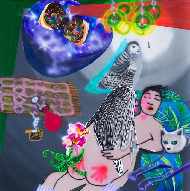 , 'All Night,' 2016, Allouche Gallery