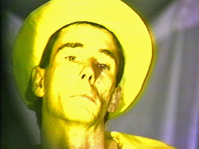 Mike Kelley, 'The Banana Man', 1983, Electronic Arts Intermix (EAI)