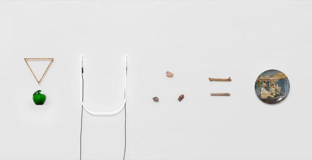 , 'UNO (from the series Conjunto Compacto),' 2016, Perrotin