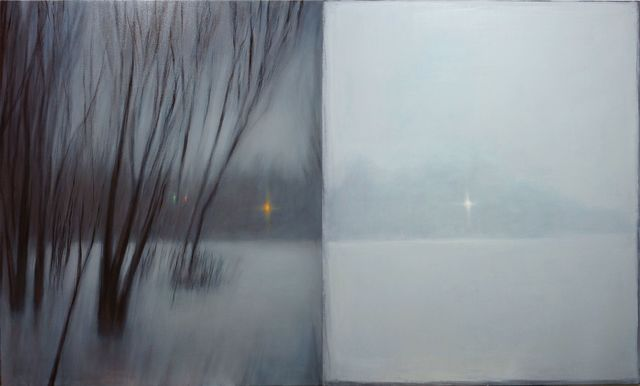 Adam Straus, 'WOODS AND CLEARING: WINTER,', 2013, Nohra Haime Gallery