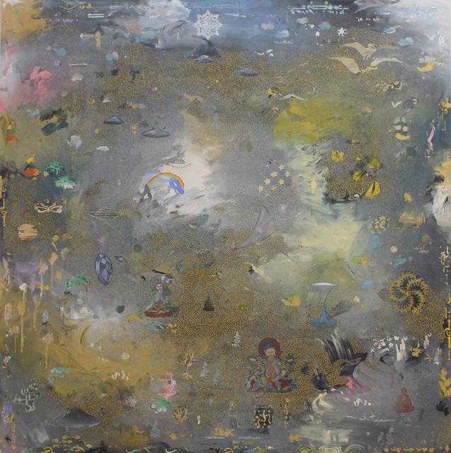 , 'Operation Highjump,' 2015, Dominik Mersch Gallery
