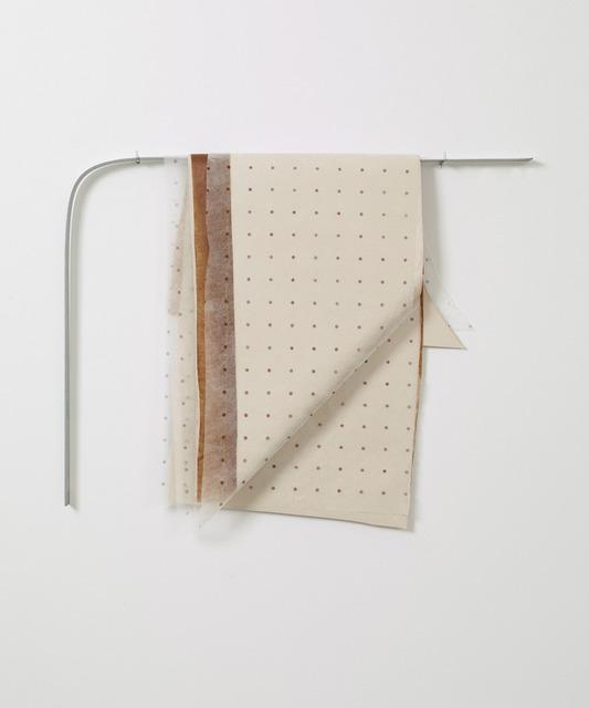 , '#2 (offcut: y-o),' 2013, Miguel Abreu Gallery