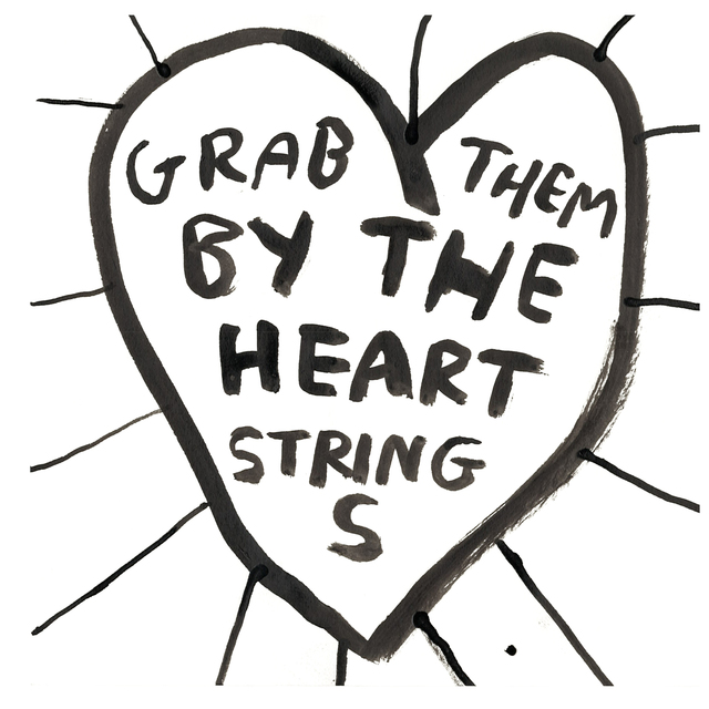 , 'Heart Strings,' 2016, Subliminal Projects
