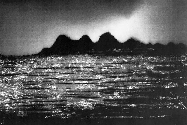 , 'Island,' 2013, CHRISTOPHE GUYE GALERIE