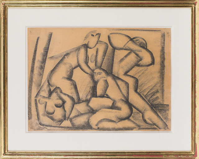 , 'Untitled,' 1939, Rosenberg & Co.